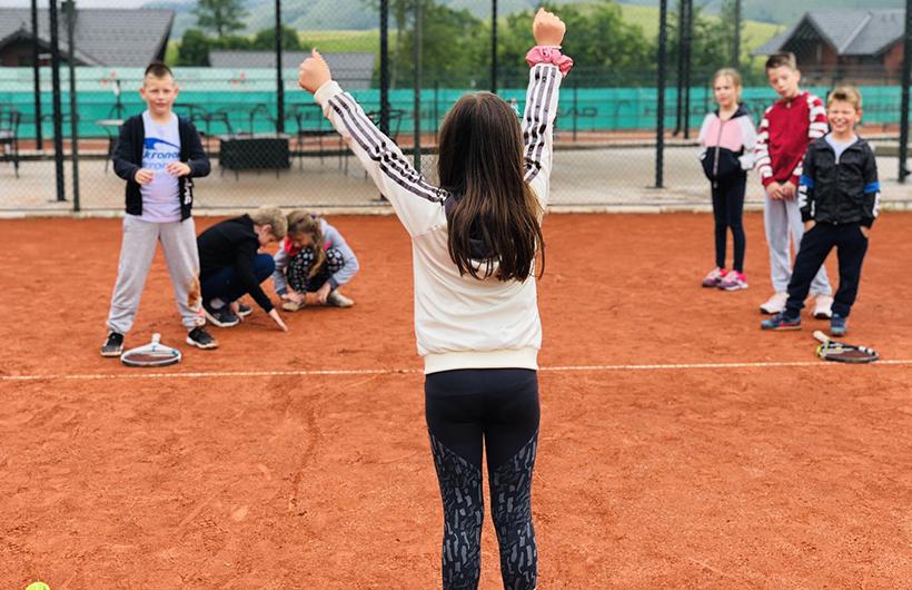 Skola Tenisa - KAMP
